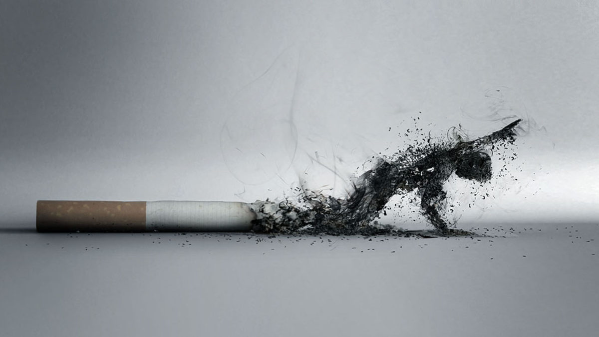 За цигарите – искрено и лично.